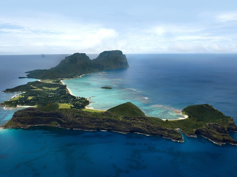 Lord Howe Island Journeys To Come