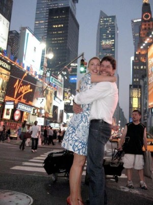 NYC, the city of love!