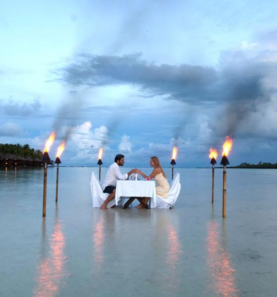 Valentine's Day Top 10 Romantic Locations