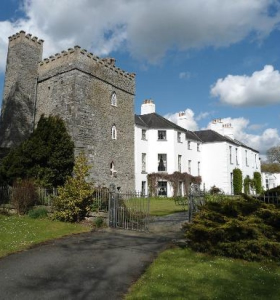 Barberstown Castle, Ireland