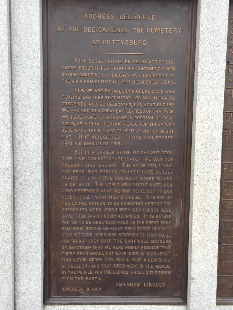 Address Lincoln