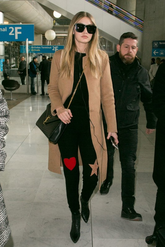 Hadid Airport chic