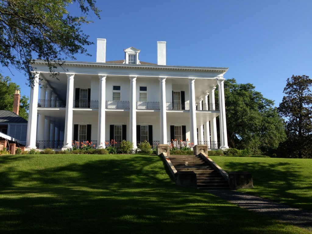 Monmouth Plantation exterior