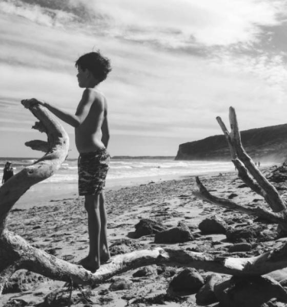 Gotta love an Aussie beach