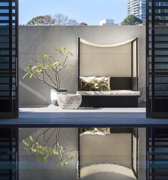 Ovolo Hotel, Woolloomooloo, Sydney