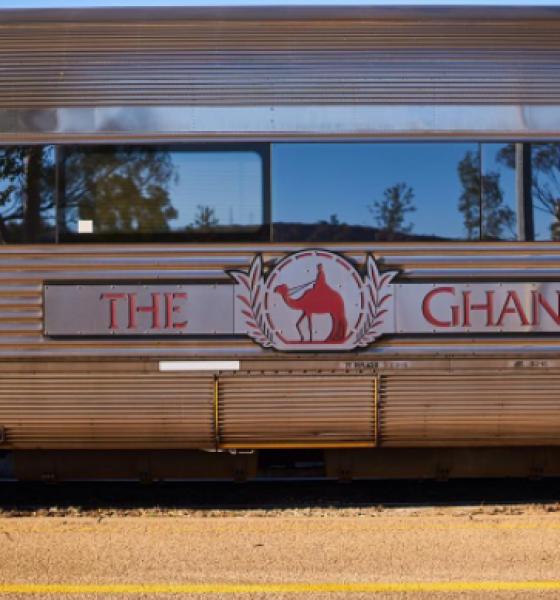 Great Aussie Train Journey