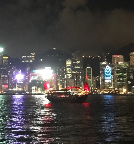 Guest Traveller: Hong Kong