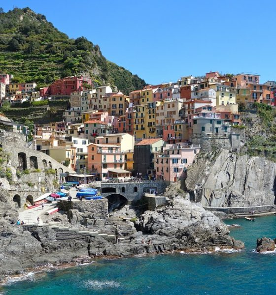 Where should families stay in Italy's Cinque Terre?