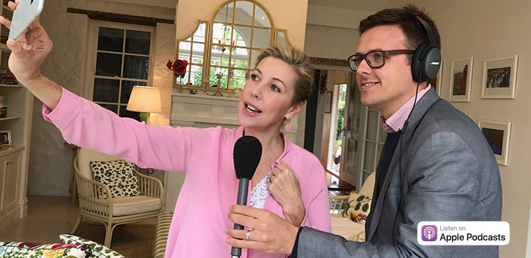 Catriona Rowntree and Joel Carnegie sound of travel