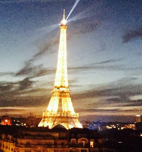 Guest Traveller: Paris