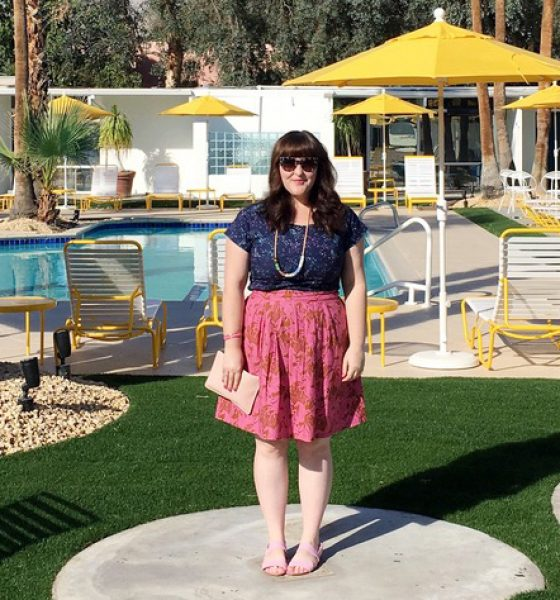 Palm Springs, with Megan McKean, Designer, Illustrator & Author