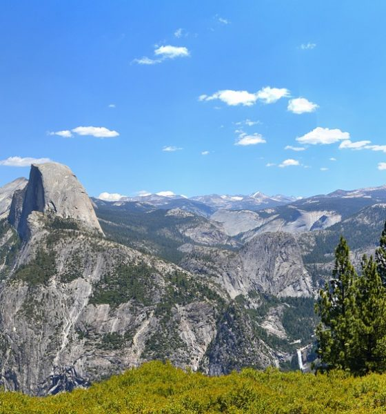 A Stranger to Nature: A Yosemite Experience