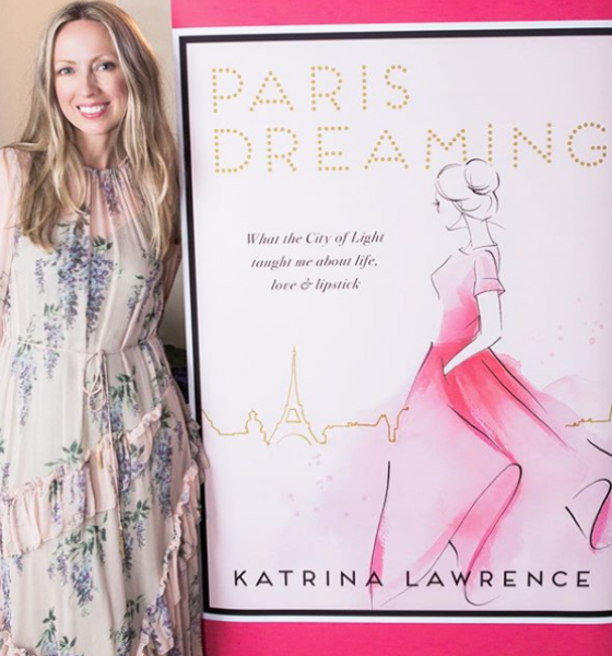 "This week's BELOVED BOOKS curated by Katrina Lawrence, Author of ""Paris Dreaming"""