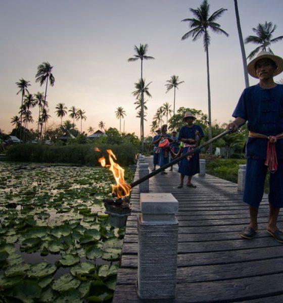 Surrounded by natural wonders, at Anantara Mai Khao Phuket, Thailand
