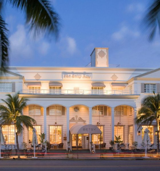 The Betsy – South Beach, Miami, Florida, USA