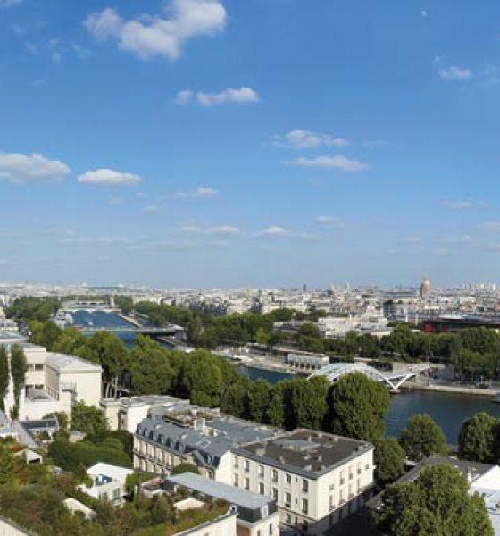 Walk like a Parisian, through secret doors & flea markets