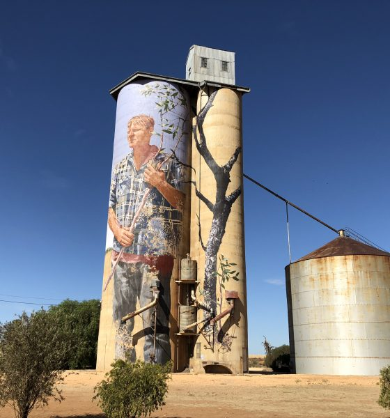 Australia's largest outdoor gallery