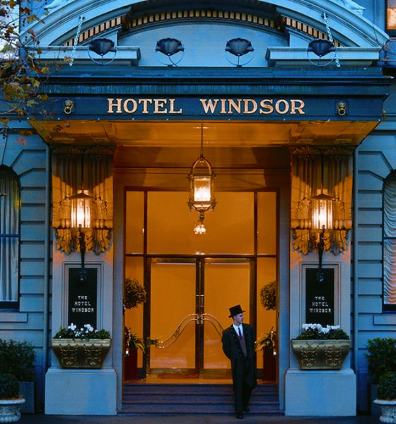 David Perry, CEO of The Hotel Windsor, Melbourne