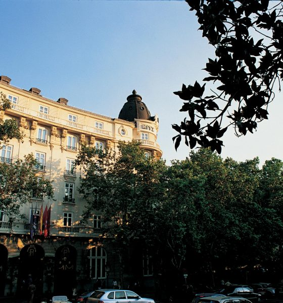 Putting on the Ritz, Madrid style