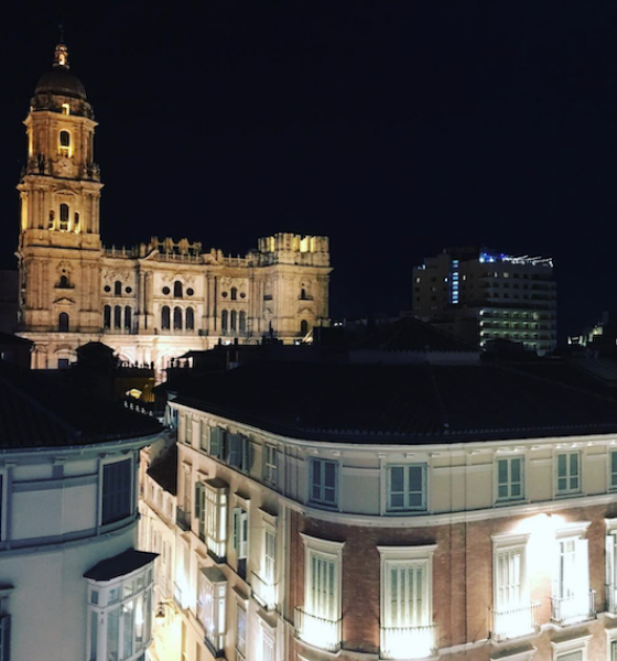 La Terraza de Larios is calling your name