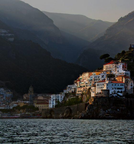 Il mio amore, Amalfi
