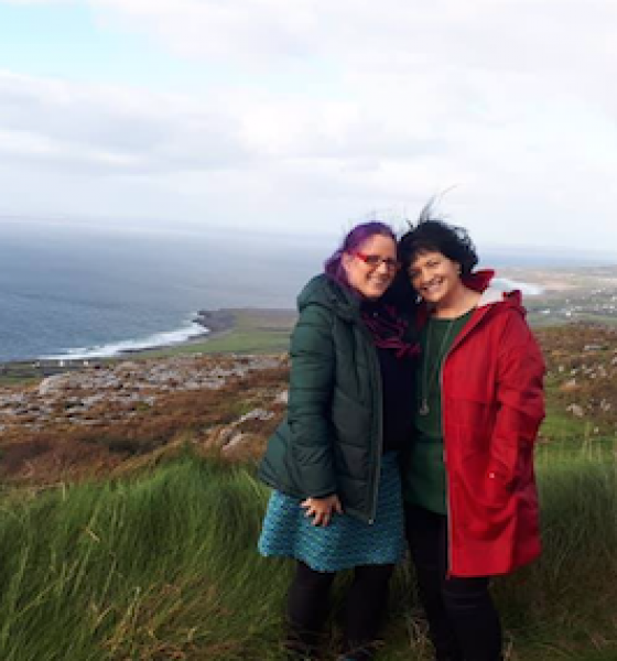 Finding her match in Ireland
