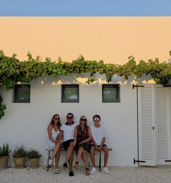 Passeggiata in Puglia