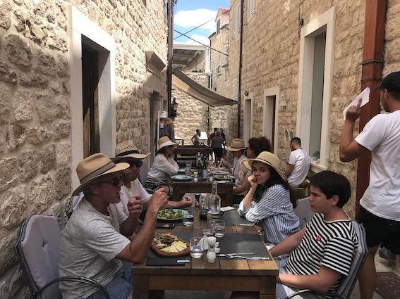 Editor at large on the Dalmatian Coast
