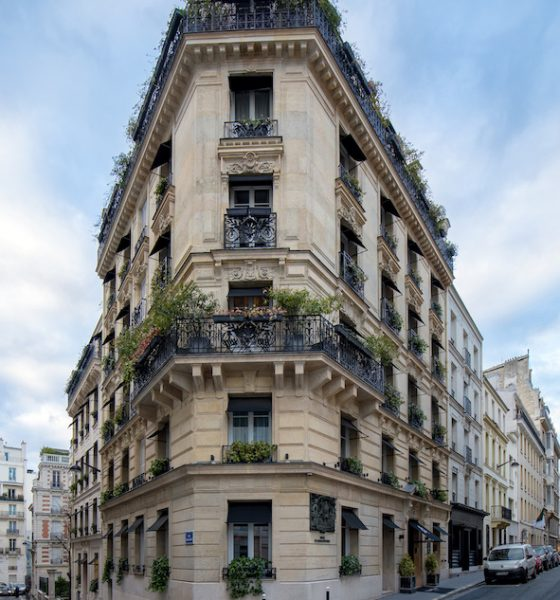 New designer digs in Paris
