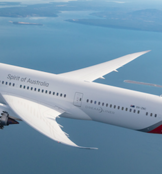 Qantas turns 100